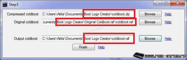 TUTO]Créer son propre logo et son de démarrage PS3 (coldboot